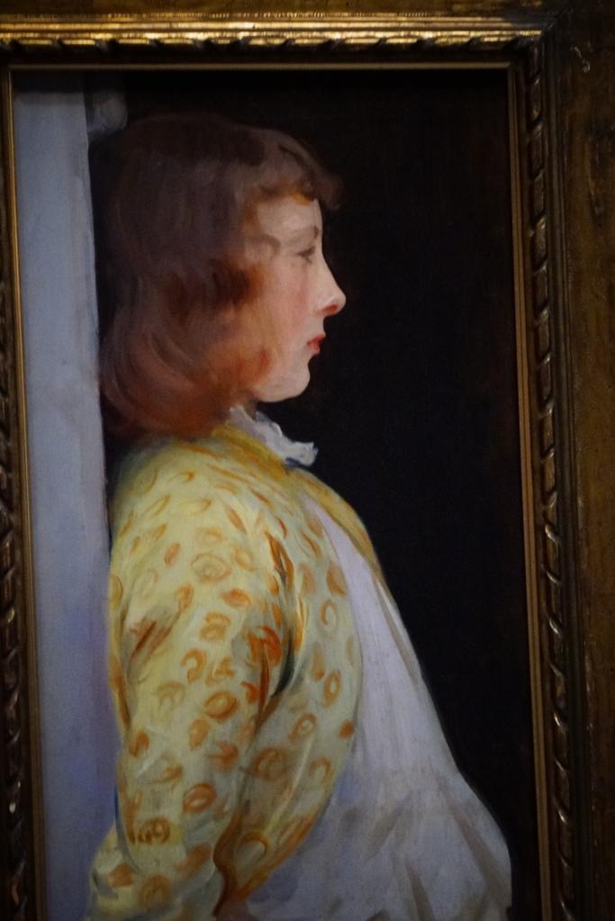 John Singer Sargent Portrait of Dorothy
